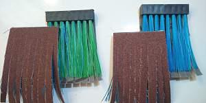 Оправка шлифовальная лепестковая для дрели