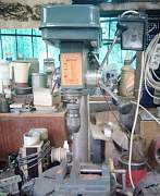 Токарный станок тв-16 Сверлильный станок, Наждак