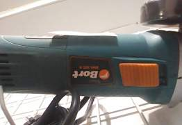Болгарка bort 900 watt