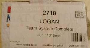 Логан 440-1 Team System Plus для резки паспорту