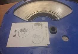 Niled лента нержавеющая f207 монтажная aisi с 304