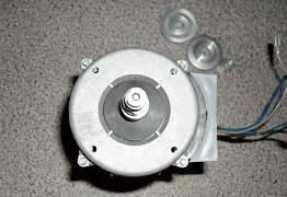 Новый асинхронный однофазный двигатель