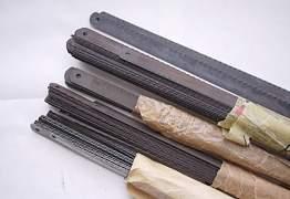 Полотно для ножовки по металлу СССР + новые разные