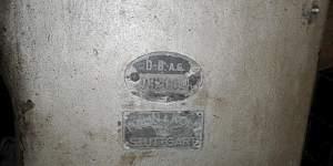 Станок фрезерный DBag 932069