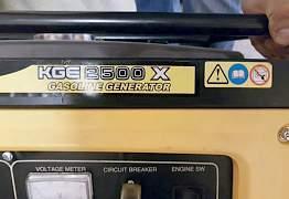Генератор kupor KGE2500X