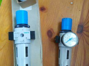 Фильтр-регулятор давления LFR-1/8-D-5M-Мини