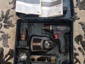 Новый шуроповерт Bosch GSR 10,8-2-LI