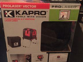 Уровень лазерный kapro 873