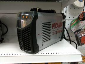 сварочный аппарат саи 250проф Ресанта