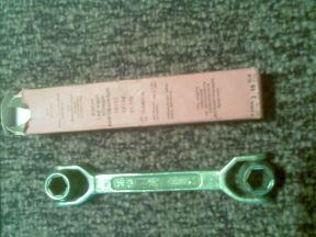 Ключ гаечный(торцевой) и комбинированный 10*12 13*