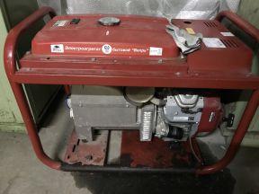 Генератор бензиновый 10 кВт