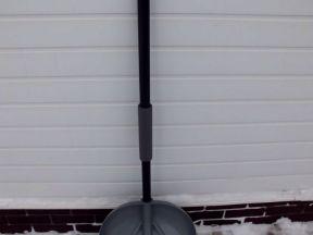 Лопата для расчистки снега разборная