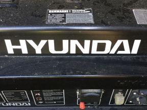 Генератор Хэндай 3 кВт с аккумулятором HHY 3000FE