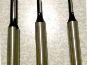 Фрезы по дереву, диаметр фрезы 4.0, 4.5, 6.0 мм