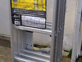 Лестница-трансформер 4х4 Сигма