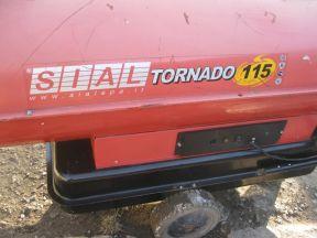 Дизельная тепловая пушка sial tornado 115