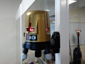 Нивелир лазерный уровень (построитель) REX 2.0 нов