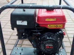 генератор Honda 3.6kw