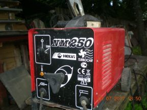 Сварочный аппарат Helvi NM 250