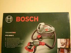 Краскопульт (краскораспылитель) Bosch PFS 5000E (н