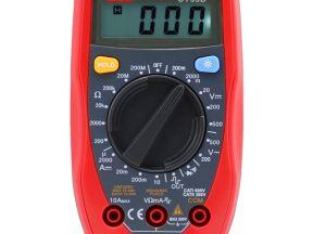 UT33D, Мультиметр цифровой