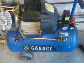 Компрессор PK 50 MKV 370/2.2 garage