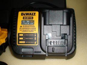 Dewalt DCB 118,DCB 115-зарядное устройство