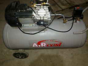 Воздушный компрессор 100 л