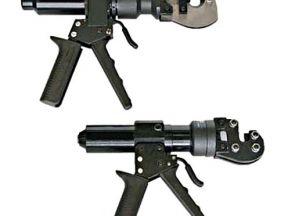 Ножницы гидравлические пистолетного типа HA-8
