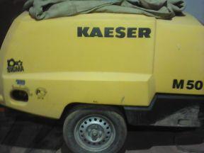 Компрессор kaeser M50
