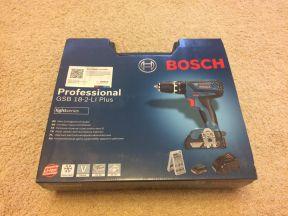 Дрель аккумуляторная ударная Bosch GSB 18-2-LiPlus