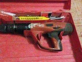 Hilti DX 460-Ф8 - пороховой монтажный пистолет
