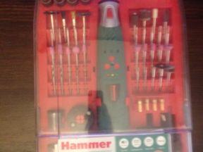 Мини дрель (аккум.) Hammer Флекс ADM3.6