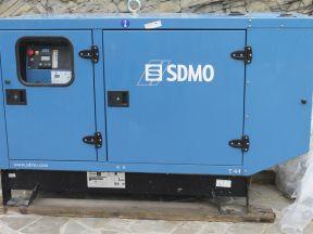 Генератор sdmo T44K-IV 230/400B