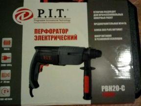 Перфоратор Электрический P.I.T. PBH20-C 700 В