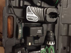 Hitachi uc18yg Хитачи шуруповёрт