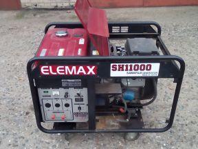 Бензиновый генератор elemax SH 11000-Р Пр. япония