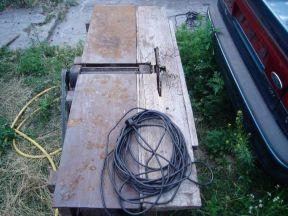 деревообрабатывающий станок полностью рабоч