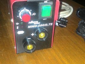Сварочный аппарат aiken weld MWD-080/0.75