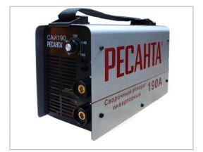 Сварочный аппарат Ресанта 190А