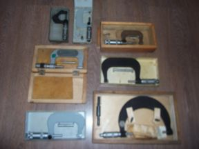 Микрометры СССР