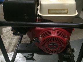 Генератор бензиновый Хонда 6 кВт