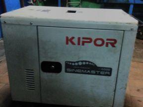 Дизельный генератор Kipor ID6000