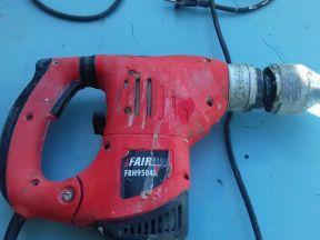 Перфоратор fairline FBH 9504A на запчасти
