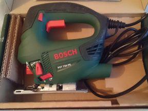 """новый лобзик """"boch"""" PST 750 PE"""