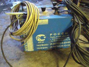 Сварочный аппарат дуга 318 380 вольт