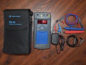 цифровой мегаомметр Е6-24