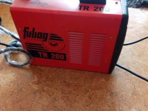 Сварочный аппарат fubag TR200