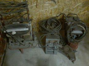 Трансформатор электросварочный постоянного тока 22
