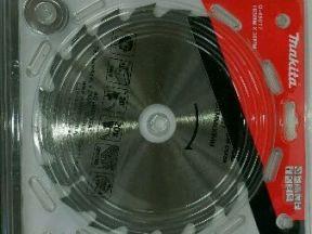 Пильный диск Makita Новый